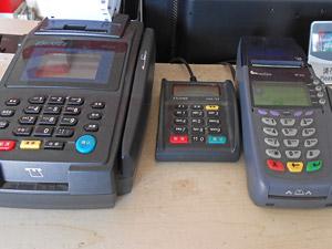 LCD液晶显示屏应用于金融终端行业