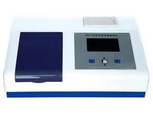 液晶模块应用于农药残留检测仪