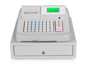液晶模块应用于税控收款机