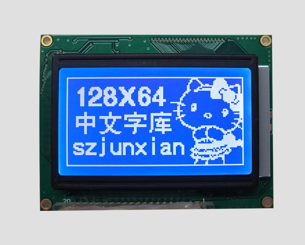仪器仪表用液晶-JM12864G