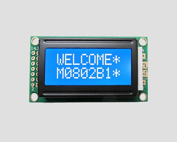 字符液晶-JM0802B