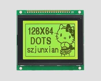消防仪器用液晶-JM12864C-1