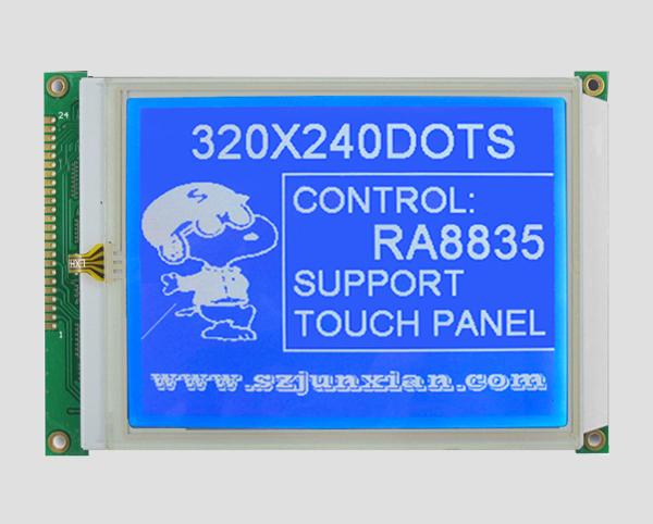 带触摸屏液晶-JM320240E-TP
