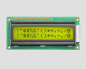 字符液晶-1602A