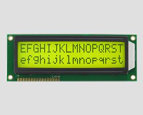 字符液晶-1602M