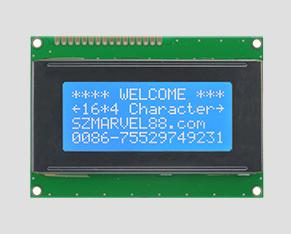 字符液晶-1604B