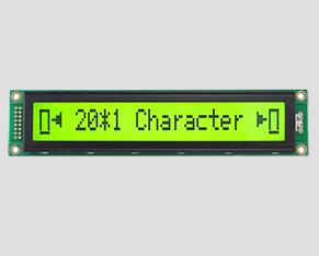 字符液晶-2001A
