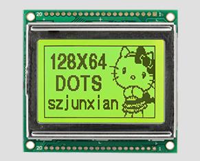图形点阵液晶-JM12864E