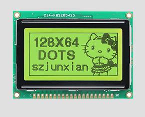 图形点阵液晶-JM12864N-2