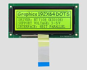图形点阵液晶-JM19264C-1