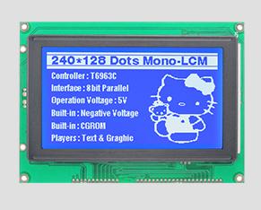 图形点阵液晶-JM240128B