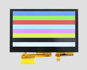 TFT液晶(带触摸屏)-4.3寸彩屏