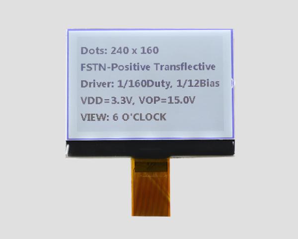COG液晶-JM240160C03
