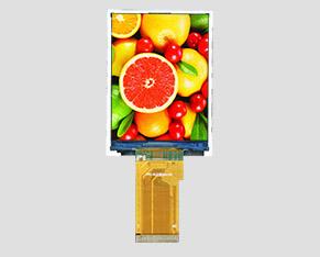 TFT液晶-2.8寸彩屏(拔插式40PIN)