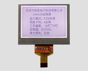 COG液晶-JM-PL009-LG240160