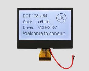COG液晶-JM-12806405SGNSL-A0