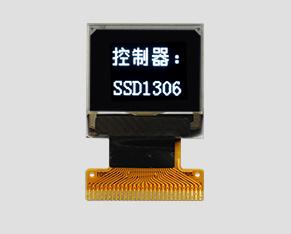 OLED液晶-JM-PO116-OL6448NIN0066(0.66寸)