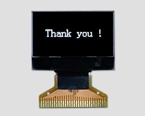 OLED液晶-JM-PO122-OL12864NIN0096(0.96寸)