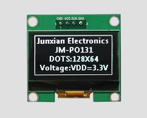OLED液晶-JM-PO131-OL12864NIN013(1.3寸)